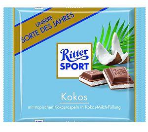 Ritter Sport Kokos 100 g