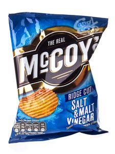 McCoys Salt & Malt Vinegar 47,5 g