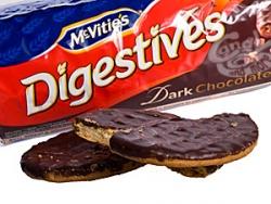 McVities Dark Chocolate Digestives 433 g