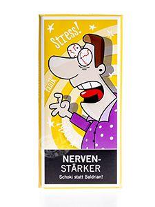 Nervenstärker 100 g Vollmilchschokolade