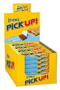 Leibniz Pick Up! Choco & Milch  - 24 Stück a 28 g -