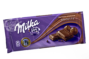 Milka Noisette Schokolade a 100 g