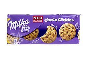 Milka Choco Cookies 168 g