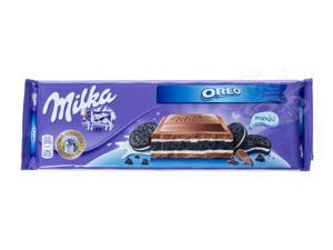 Milka Oreo Schokolade 300 g