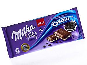 Milka & Oreo Schokolade a 100 g