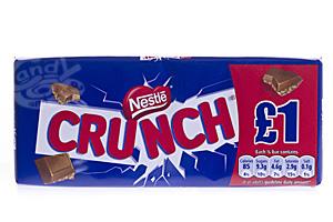 Nestlé Crunch 100 g