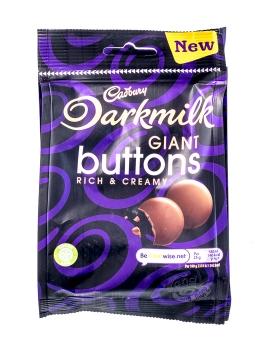 Cadbury Darkmilk Giant Buttons 90 g