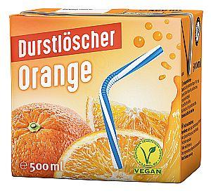 Wesergold Durstlöscher Orange 500 ml