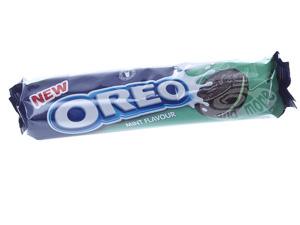Oreo Mint Cookies 154 g