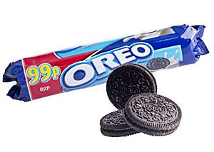 Oreo Cookies 154 g