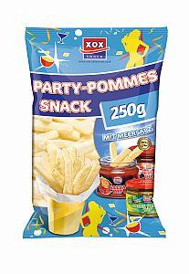 XOX Party-Pommes Snack 250 g