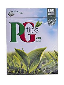PG Tips 240 Teebeutel - 696 g
