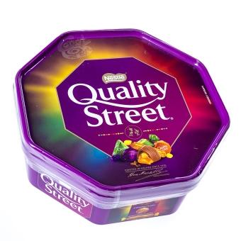 Nestle Quality Street Tube 629 g