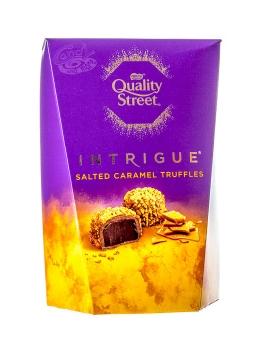 Quality Street Intrigue Salted Caramel Truffles 200 g