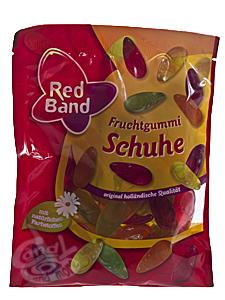 Red Band Fruchtgummi Schuhe Minis 200 g