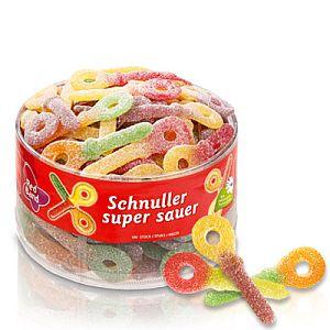 Red Band Schnuller Super Sauer 1150 g