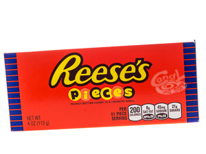 Reese`s Pieces Peanutbutter Box 113 g