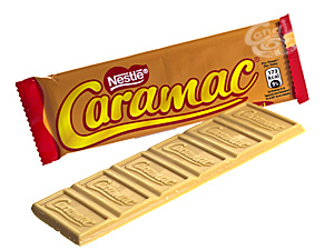 Caramac 36 Riegel a 30 g