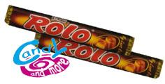 Nestle Rolo Toffee 36 Rollen a 52 g