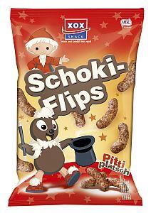XOX Sandmännchen Schoki-Flips 125 g
