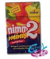 Storck Nimm 2 Minis zuckerfrei 40 g