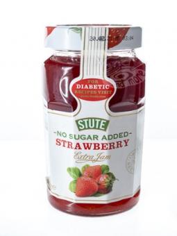 Stute Erdbeer-Marmelade ohne Zuckerzusatz 430 g