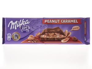 Milka Peanut Caramel 276 g