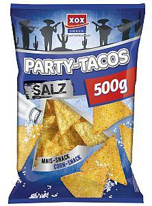 XOX Party-Tacos Salz 500 g