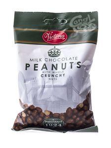 Victoria Milk Chocolate Peanuts 175 g