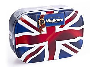Walkers Shortbread Union Jack Dose 120 g